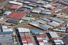 Vista aérea del polígono Las Casas