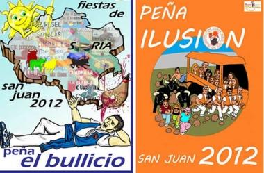 Banderines Bullicio e Ilusión