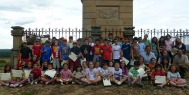 Chavales del curso de 2011