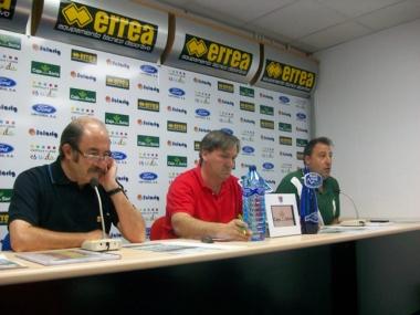 Diago, Rubio y Alfajeme