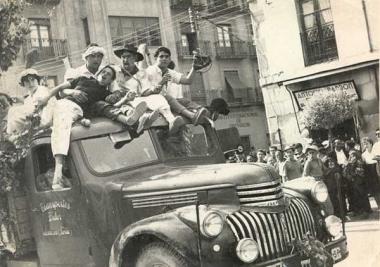 San Juan 1955