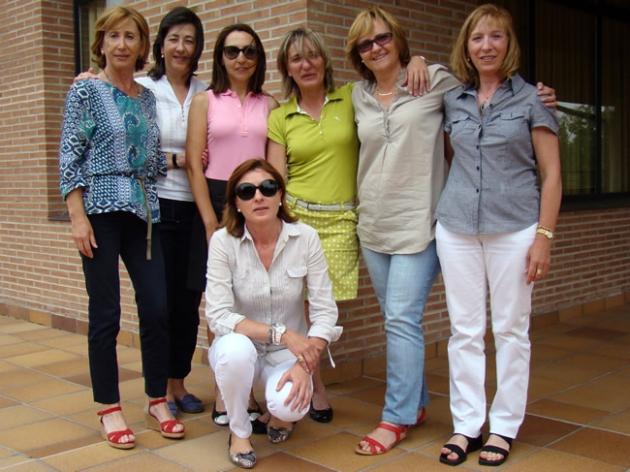 Participantes Liga Femenina