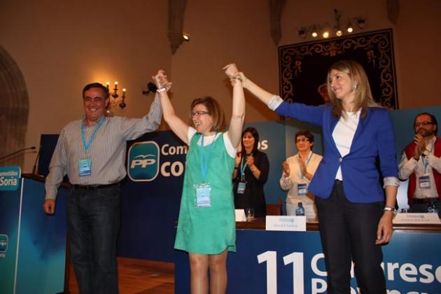 Angulo reelegida con Pardo y Alicia García