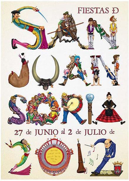 Foto 1 - PROGRAMA DE LAS FIESTAS SAN JUAN 2012