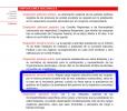 Disposiciones Adicionales PSOE