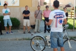 Primer curso de bici eléctrica