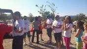 Voluntarios en Valonsadero