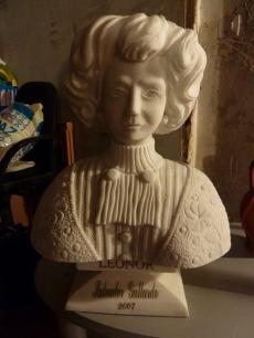 Busto de Leonor