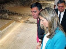 Pardo y Rodríguez, en los mosaicos