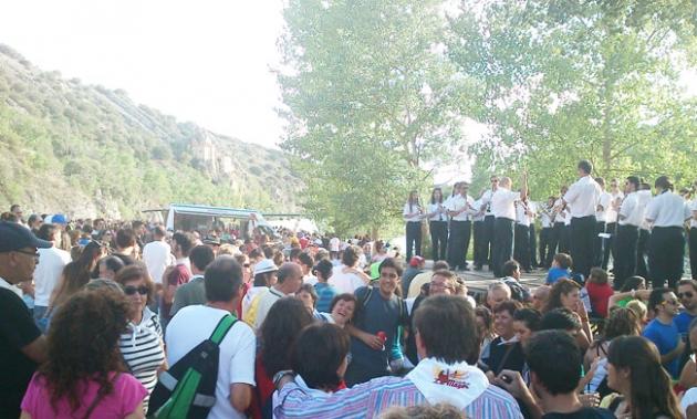 Banda Municipal en Las Bailas