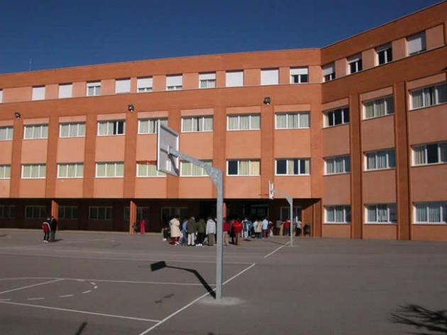 Colegio Escolapios en Soria