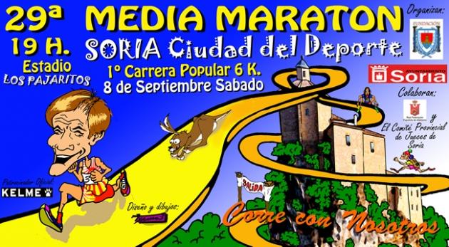 Cartel Media Maratón
