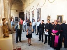 Muestra del taller diocesano