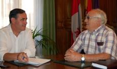 Antonio Pardo y Mariano García
