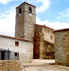 Iglesia de Santa Cruz de Yanguas