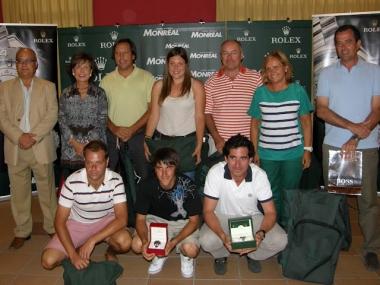 Campeones previa Rolex