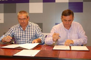 Rubén Vinuesa y Antonio Pardo