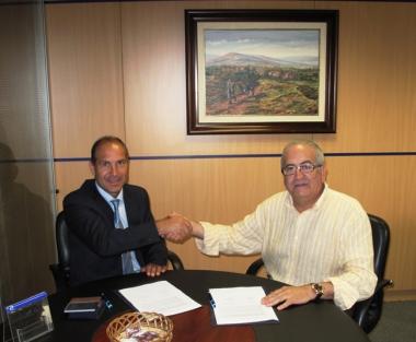 Ismael Ruíz y Modesto Fernández