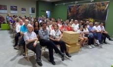 Asistentes a la conferencia del doctor Blasco