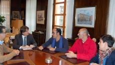 Reunión del Ayuntamiento con Unicef