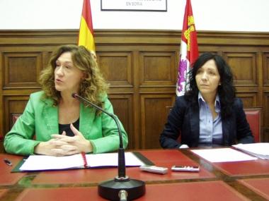 M. José Heredia y Noelia Martínez
