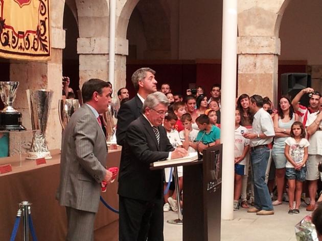 Pardo, Cerezo y Miguel Ángel Gil