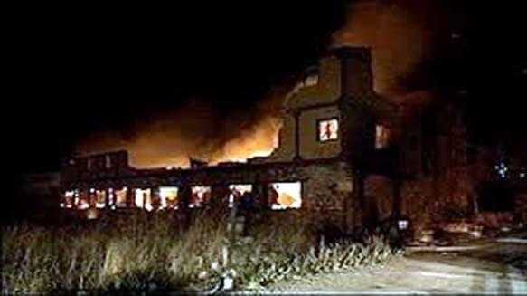 Incendio de la Venta de Ciria