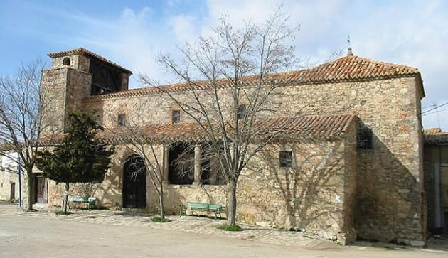 Iglesia de Beltejar