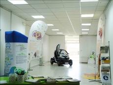Muestra de eficiencia energética