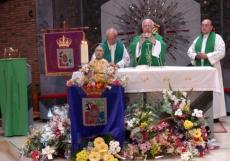 Flores y productos para San Saturio