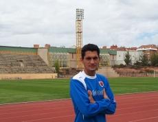Juanma en el viejo estadio