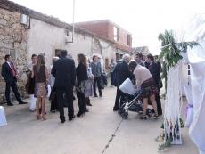 Un centenar de personas llenaron Pinilla