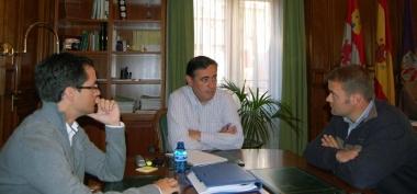 Cabezón (izda.), Pardo y Bonilla