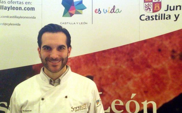 Mario Sandoval estuvo en Soria Gastronómica este lunes