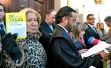 Los abogados sorianos, contra las tasas de justicia