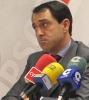 El procurador socialista Javier Muñoz