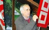 Eduardo Lallana durante su intervención