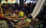 Taller de sonido del Festival de Cortos en Camaretas