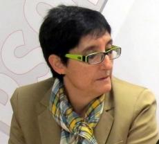 Pilar Delgado, del PSOE