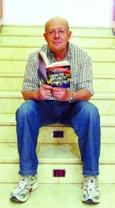 José María Rojas, con su libro