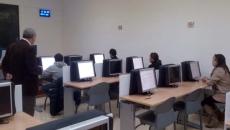 Los primeros examinandos en Soria con el nuevo sistema