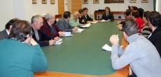 Raunión del Consejo Taurino