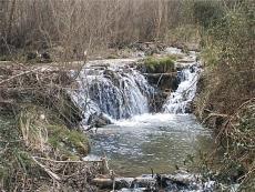 Río Valdeprado, en Cigudosa