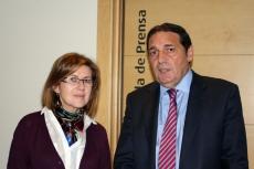 Marimar Angulo y Antonio Sáez