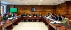 Reunión con directores generales de las comunidades limítrofes