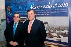 Martín Casado y Antonio Pardo