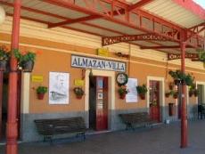 Estación de tren de Almazán