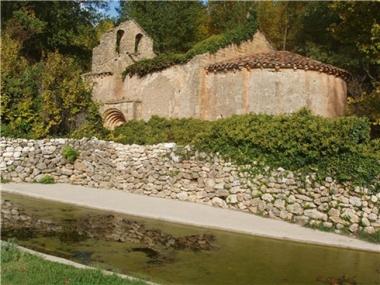 Ermita de Brías