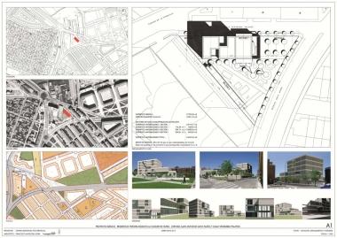 Proyecto de la nueva residencia