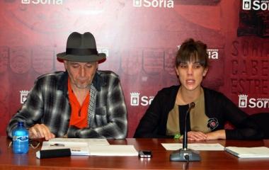 Javier Muñiz e Inés Andrés